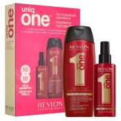Pack Shampoing + Spray Revlon Uniq One