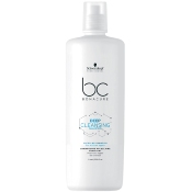 Shampoing BC Deep Cleansing Schwarzkopf 1 L