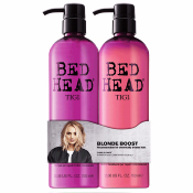 Dumb Blonde Conditioner + Shampoing Tigi Bed Head 750 ML