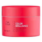Masque Color Brilliance Invigo Cheveux Fins Wella 150 ML