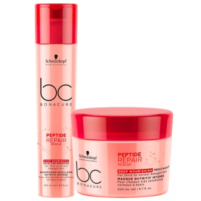 Duo BC Peptide Repair Rescue Schwarzkopf
