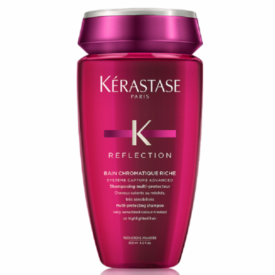 Bain chromatique riche k rastase 250 ml pas cher for Kerastase bain miroir 2