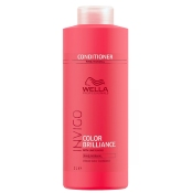 Conditioner Color Brilliance Invigo Cheveux Fins à normaux Wella 1L