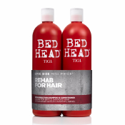 Resurrection Conditioner + Shampoing Tigi Bed Head 750 ML